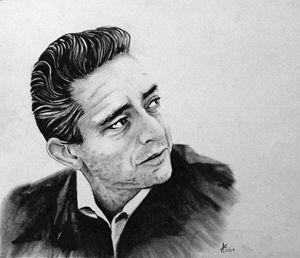 Johnny Cash - Fonck Art