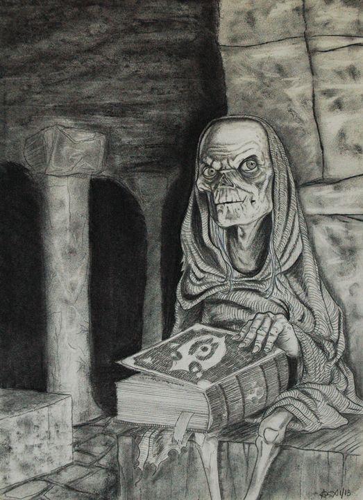 Crypt-Keeper's Dungeon - Fonck Art