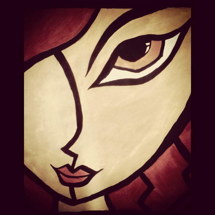 Look Into my eyes - Nadaline