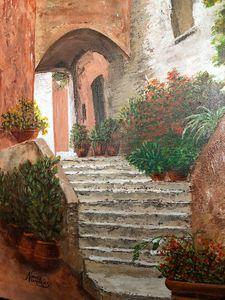Italian steps - Nance-Nicholas