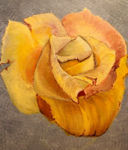 The Peace Rose - Nance-Nicholas