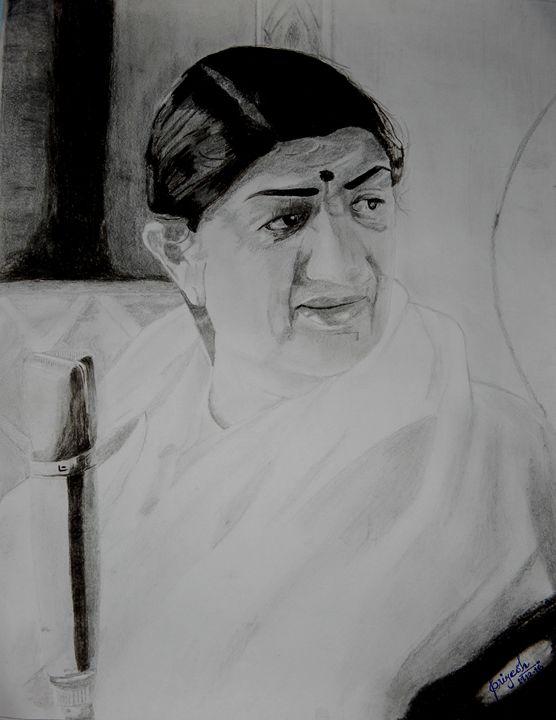 Lata Mangeshkar - Priyesh Collection