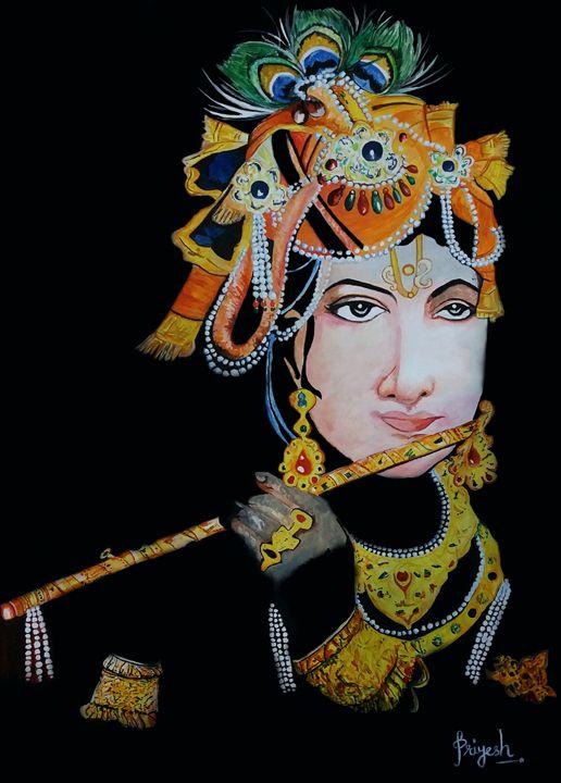 Lord Krishna - Priyesh Collection