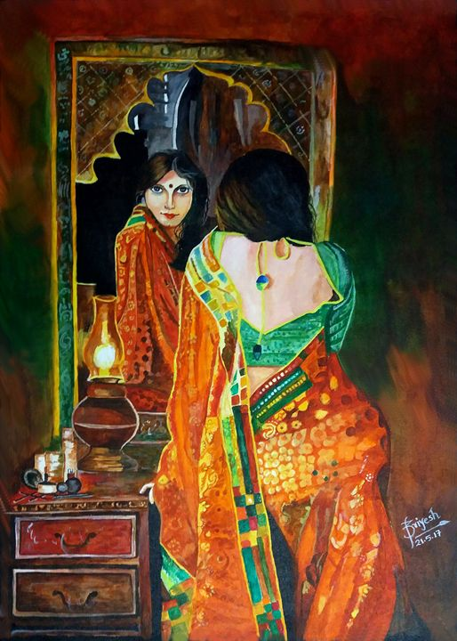 Beauty Reflection - Priyesh Collection