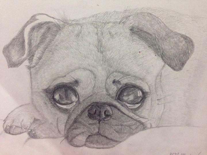Pug doggo - PorceLyn