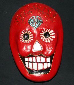 Muertos mask