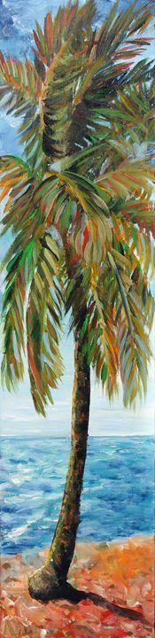 Palm - Decorative Impressions by Ann Lutz