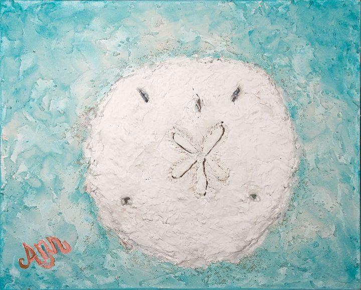 Sanddollar - Decorative Impressions by Ann Lutz