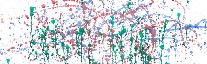 splatters - Reece Kinsbursky
