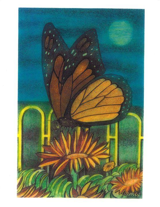 Butterfly - GaryJamesArts.com