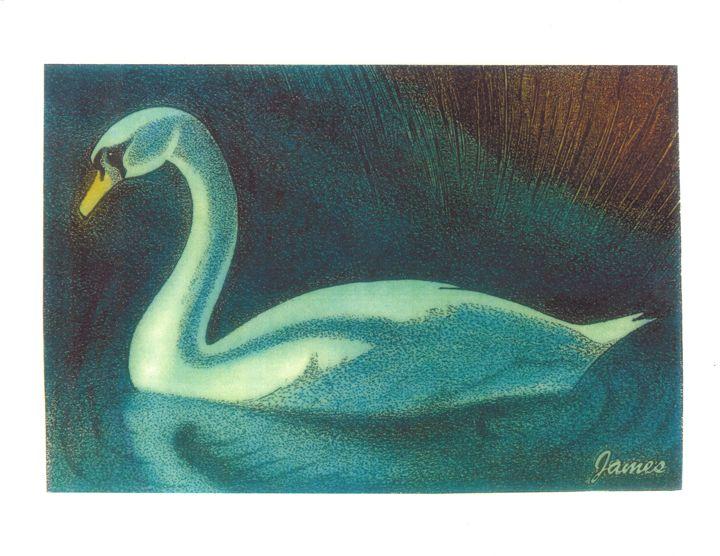The Ugly Duckling - GaryJamesArts.com