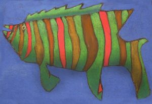 Tropical Fish - Mr.Tryart'sGallery
