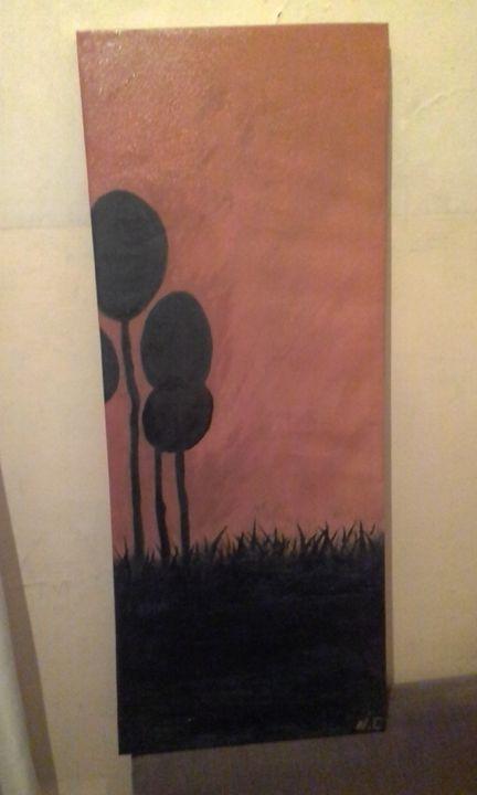 dusk - Niza Chella