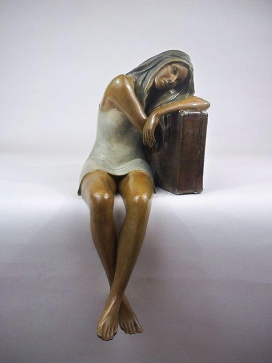Lola - Alain Choisnet Sculptor