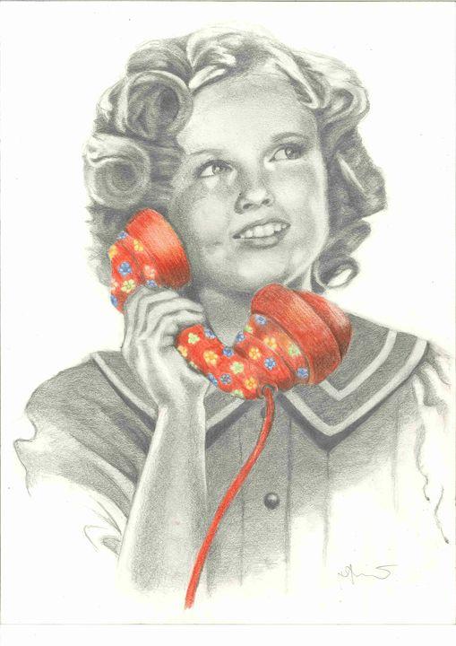 Shirley Temple - Eva Forstneric