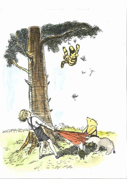Winnie the Pooh - Eva Forstneric