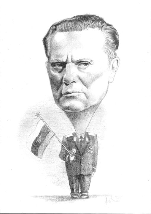 Tito - Eva Forstneric