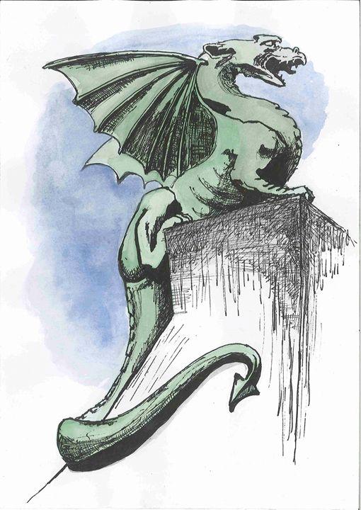 Ljubljana Dragon - Eva Forstneric