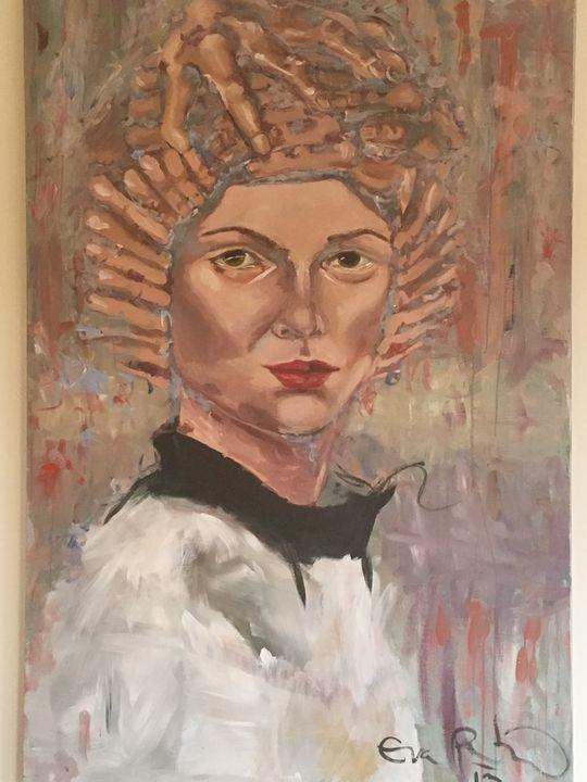 The stare - Eva Forstneric