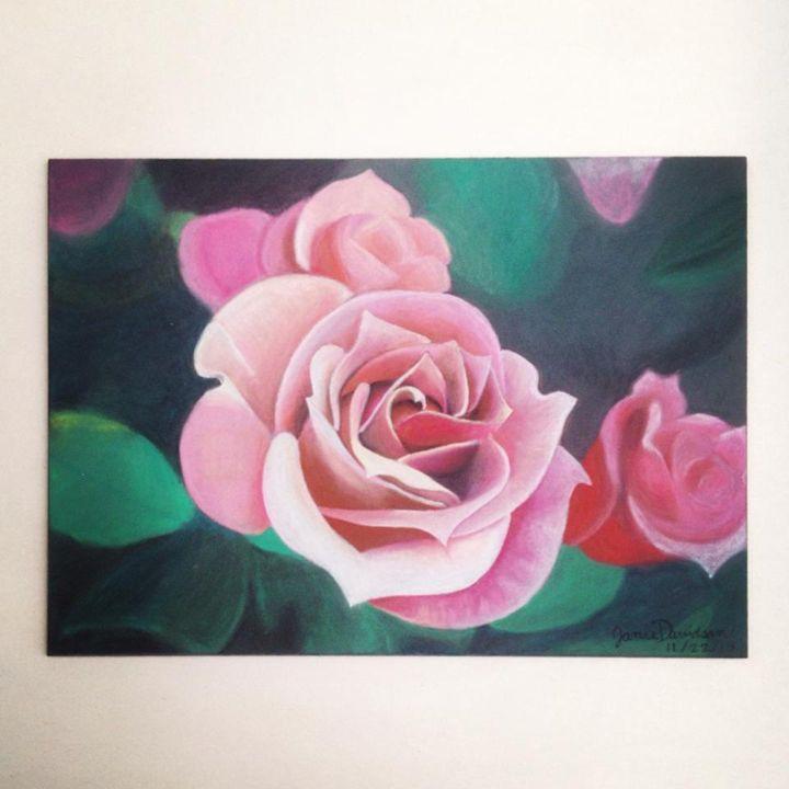 Rose - Jane E. Art