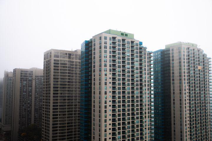 Foggy Toronto - Maivab Adventures