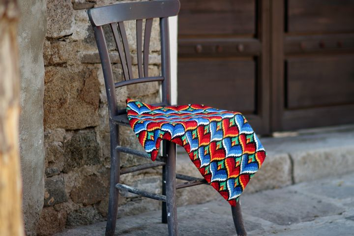 Art chair - Photography from Bulgaria