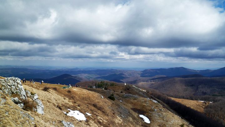 Mountain sky - Photography from Bulgaria