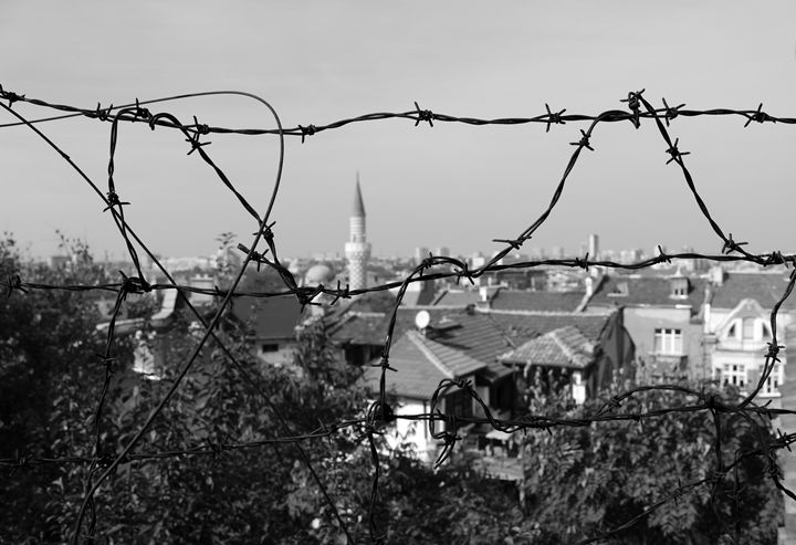 Borders - Photography from Bulgaria