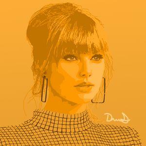 Taylor Swift - Yellow
