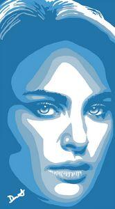 Natalie Portman - Blue