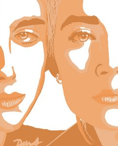 Timothée Chalamet & Saoirse Ronan