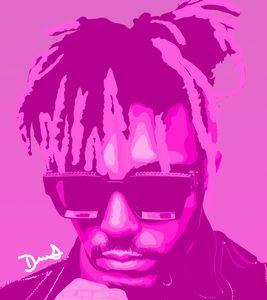 Juice WRLD - Pink