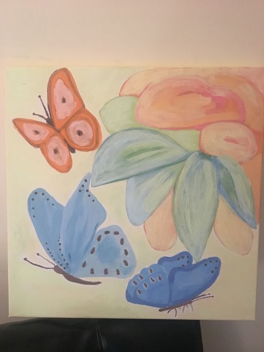 Fantasy butterflies - DJG Artwork