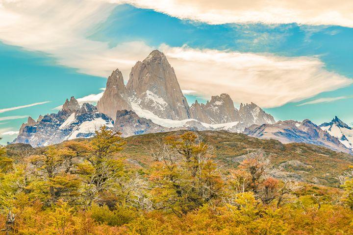 Monte Fitz Roy, Patagonia - Argentin - Photography