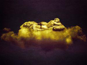Goddes Dreams Fantasy Artwork - Photography