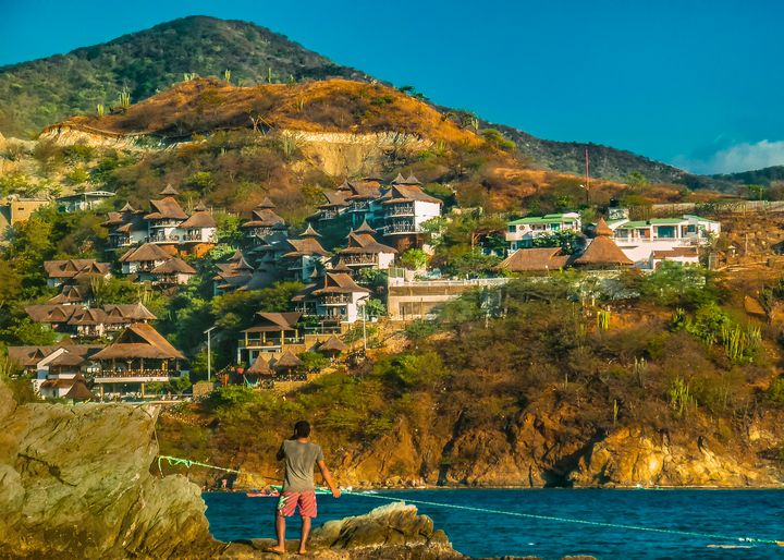 Taganga Landscape and Architecture - Photography