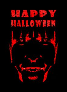 Happy Halloween Poster Artwork