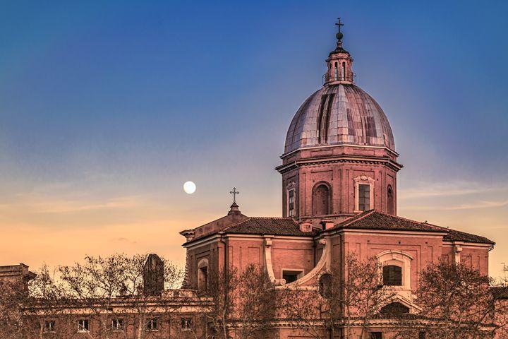 San Giovanni Battista dei Fiorentini - Photography