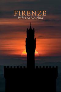 Palazzo Vecchio Low Angle View