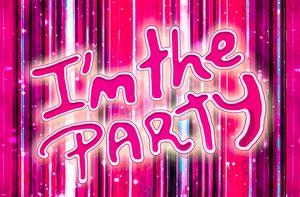 Luxury Party Dreams Futuristic Abstr