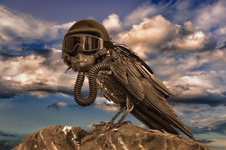 Apocalyptic Future Concept Artwork - Photography