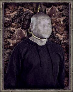 No Face Hanged Creepy Poster
