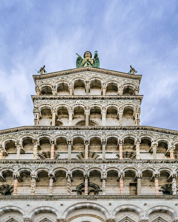 San Martino Cathedral, Lucca, Italy - Photography