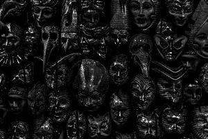 Venetian Masks Store, Venice, Italy