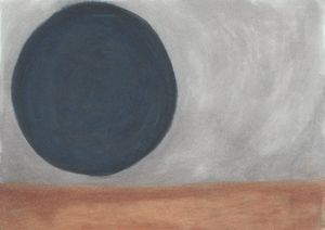 Dark Moon Desert by T.Kelch-Beason
