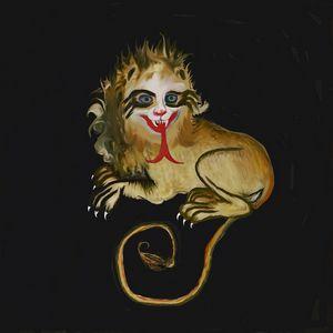 Split tongue lion