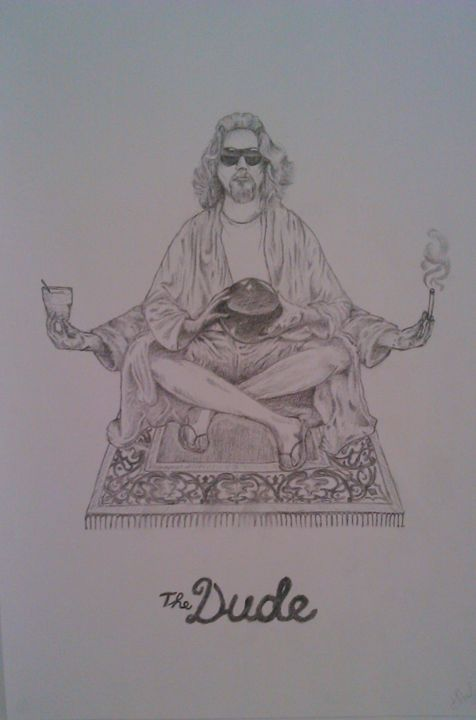 The Dude - FaadilArt