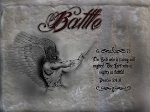 Battle On Stone - Angelic Perspectives