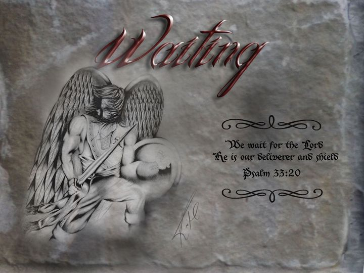 Waiting On Stone - Angelic Perspectives