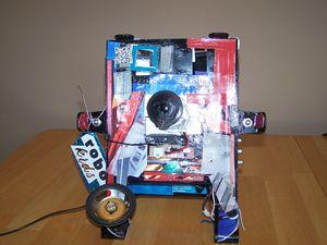 Robo Kid Kid - Robo Sober